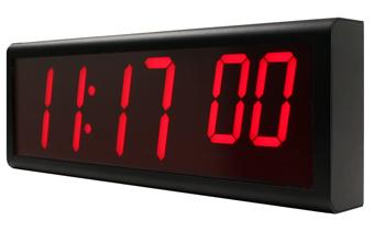 Hvad er inkluderet med 4 Digit Network Clock