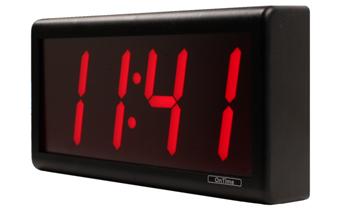 Hvad er inkluderet med 4 Digit PoE Clock
