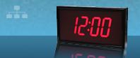 synkroniseret ur