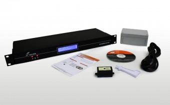 Hvad er inkluderet med NTS 4000 MSF NTP-server