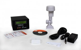 NTS-4000-GPS-S NTP-server kassens indhold GPS-model