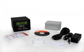 NTS-4000-MSF-S NTP-server kassens indhold MSF model