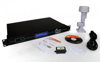 Hvad er inkluderet med NTS 6001 GPS NTP-server