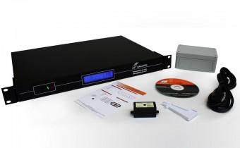 Hvad er inkluderet med NTS 6001 MSF NTP-server