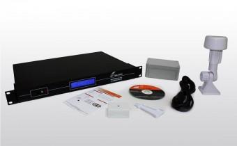 Hvad er inkluderet med NTS 6001 dual NTP-server