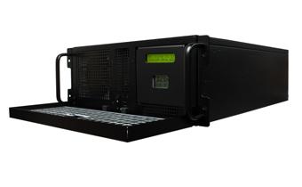 Hvad er inkluderet med NTS 8000 dual NTP-server